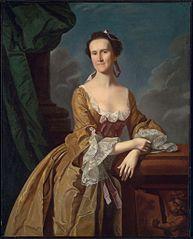 Mrs. John Amory (Katherine Greene)