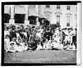 Mrs. Harding & children of D.A.R., 4-16-21 LOC npcc.03944.jpg