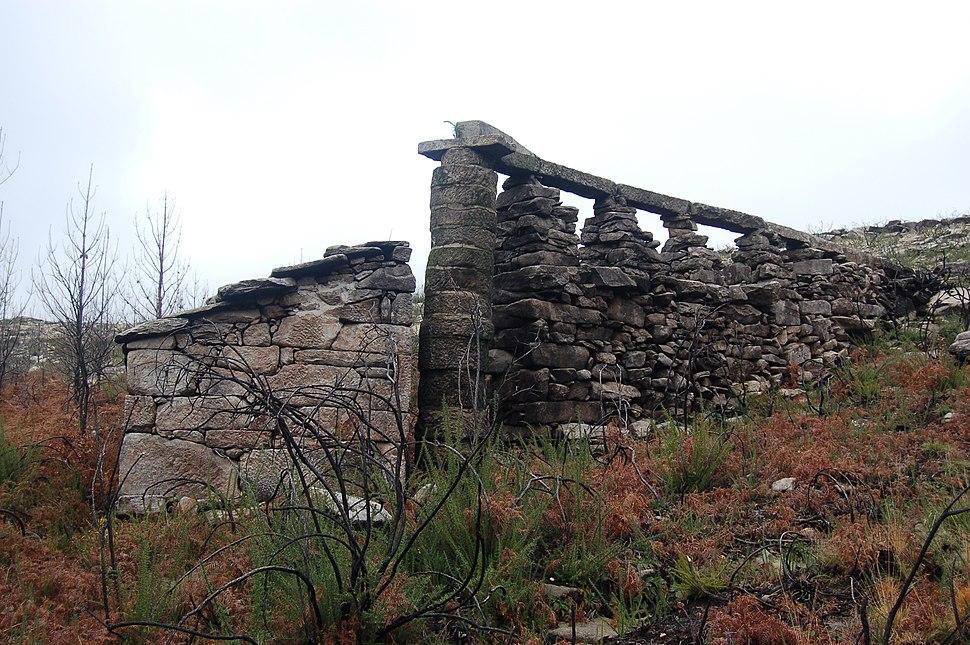 Muíño acueduto Cotobade
