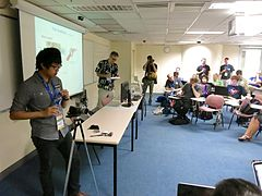 Multimedia Roundtable - Wikimania 2013 - 18.jpg