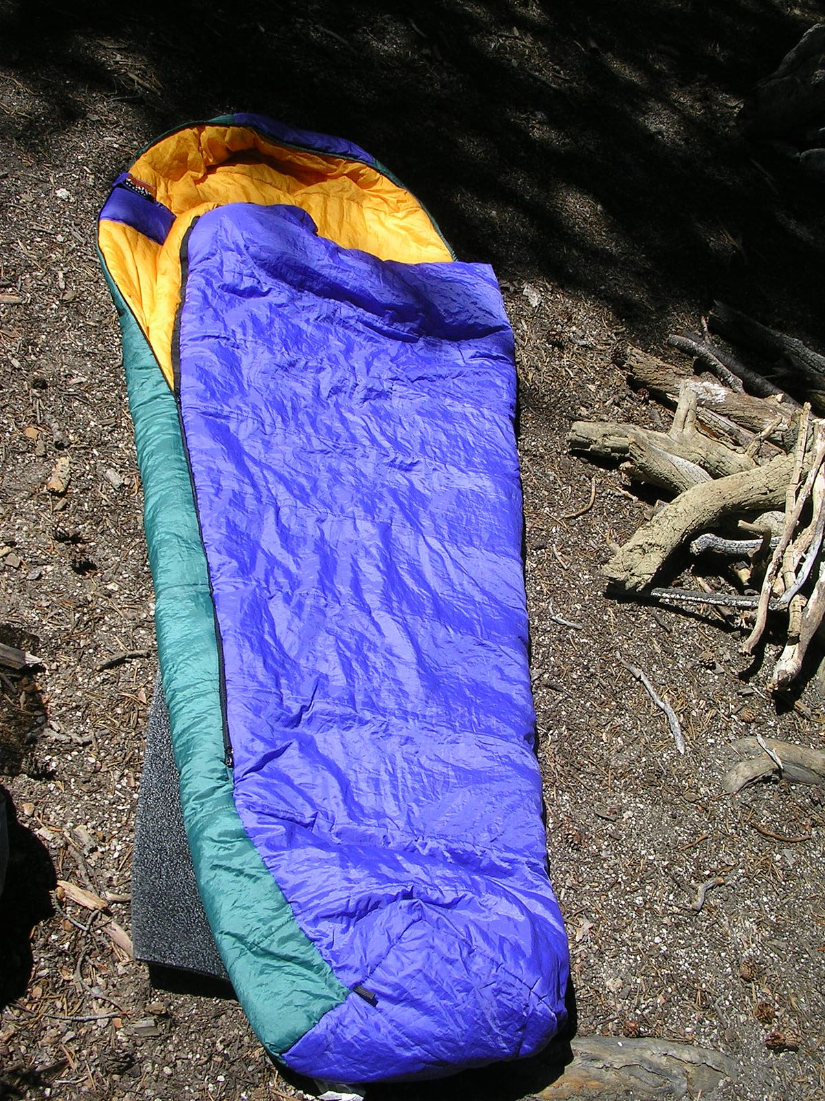 Sleeping bag - Wikipedia