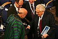 Munich Security Conference 2010 - dett karsai kissinger 0150.jpg