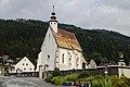 Murau Friedhofskirche und Mauer 2012-08-11.jpg