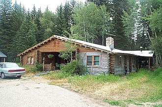 Murie Residence - Image: Murie Residence