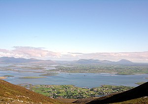 Clew Bay - Overlooking Murrisk and Clew Bay