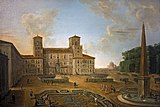 Musée Ingres-Bourdelle - La Villa Médicis, XVIIIe siècle - MI.867.163.jpg