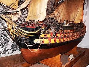 Musée national de la Marine - Image: Musee Marine Ocean p 1000425