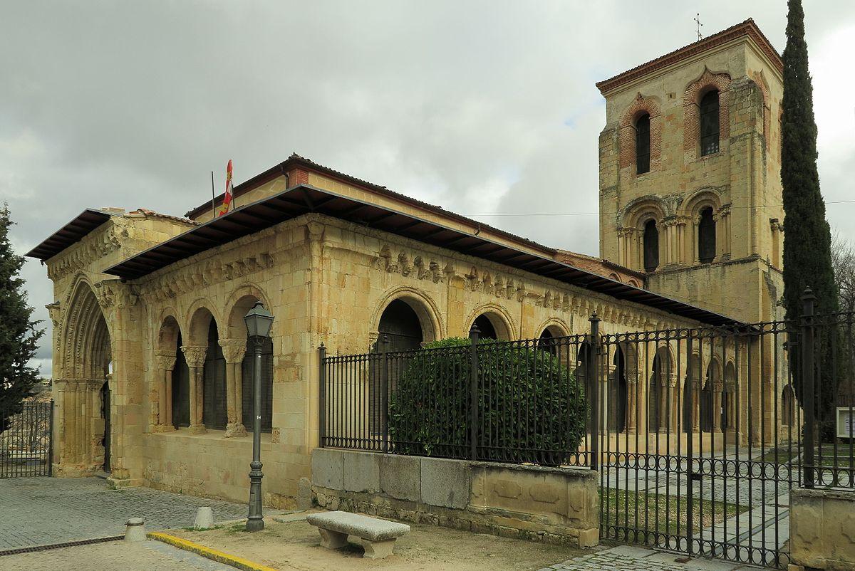 Church of San Juan de los Caballeros - Wikidata