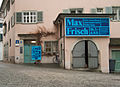 Museum Strauhof 2011 - Max Frisch.jpg