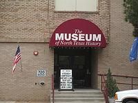 Museum of North Texas History, Wichita Falls, TX IMG 6848