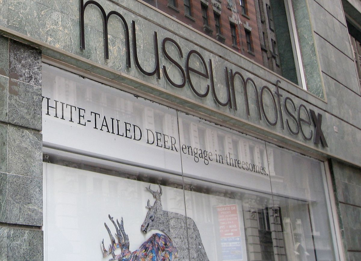 Museum Of Sex Wikipedia - Oldest museums in usa