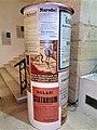 Muzej Međimurja - oglasni stup s plakatima o oslobođenju.jpg