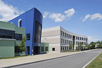 City School District of Albany - Myers Middle School on Elbel Court
