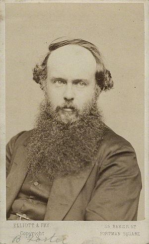 Myles Birket Foster - Myles Birket Foster by Elliott & Fry, 1860s