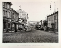 N.A.Naidenov (1891). Views of Moscow. 09. Kuznetsky Most Street.png