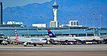 N121AN American Airlines 2014 Airbus A321-231 serial 6238 - N576UW American Airlines 2014 Airbus A321-231 cn 6027 (24358050606).jpg