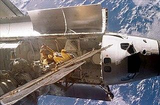 STS-89 human spaceflight