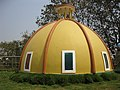 NAC Dome over FaL-G Mansion at Visakhapatnam, India, the residence of inventors..jpg