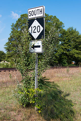 North Carolina Highway 120 - NC 120