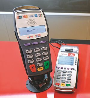 Network for Electronic Transfers - Image: NETS Unified POS
