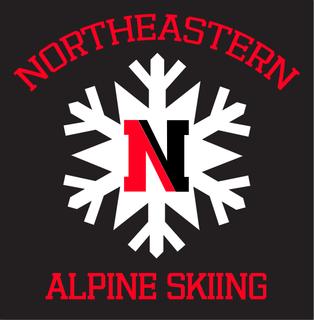 Northeastern Huskies alpine ski team