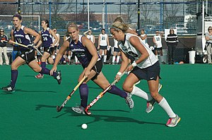 Northwestern Wildcats field hockey - Image: N Wstn Big 10Tourn (37) (6312841387)