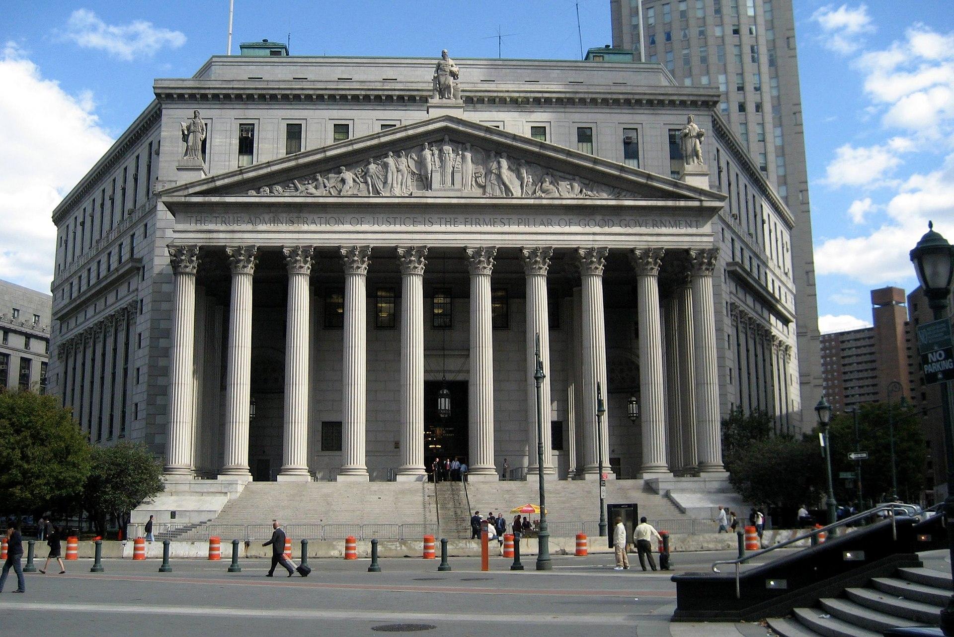 New York Supreme Court - Wikipedia