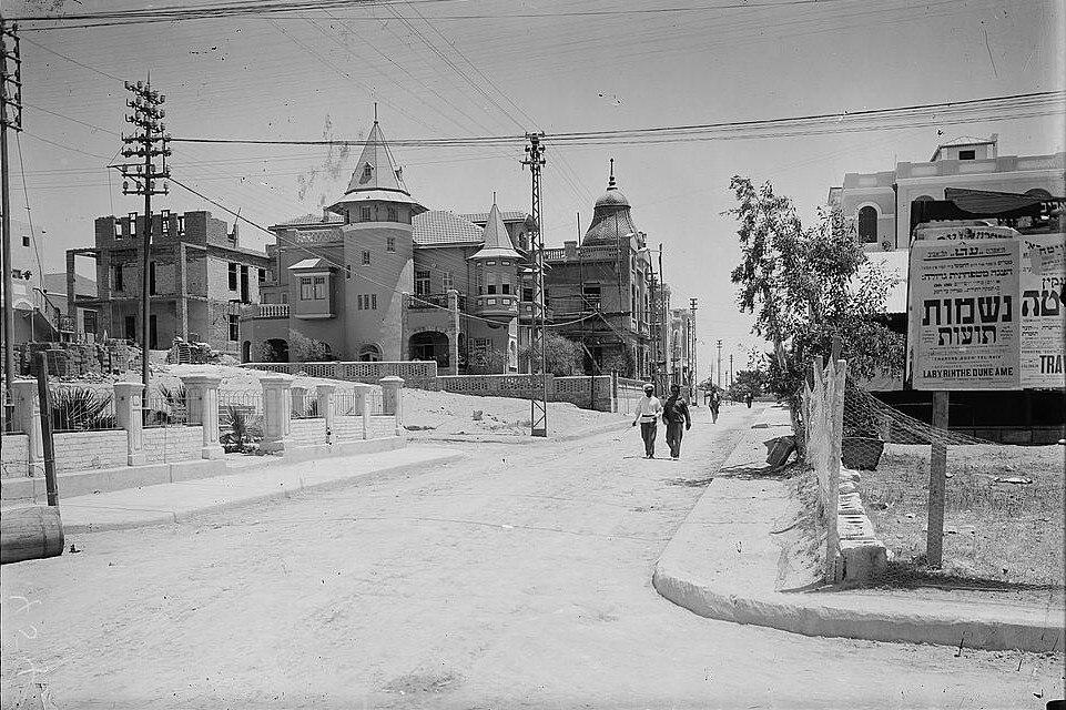 Nachlat Benjamin 69 Tel Aviv 1936