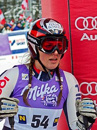 Nadia Fanchini, Semmering 2008