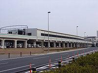 Nagoya Railroad - Central Japan International Airport Station.jpg