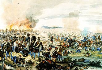 War of independence - Hungarian war of independence of 1848–1849