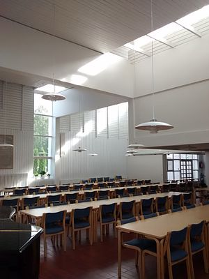 Juha Leiviskä - Image: Nakkilan seurakuntakoti (Nakkila parish centre), Nakkila, Finland