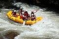 Nantahala River raft 2009.jpg