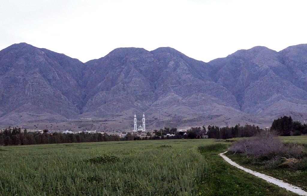 کوه نر، جنوب شهر علامرودشت
