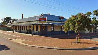 Narembeen, Western Australia - Narembeen Hotel, 2014