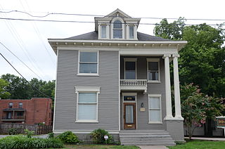Nash House (409 East 6th Street, Little Rock, Arkansas) United States historic place
