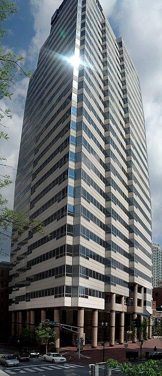 Nashville City Center - Image: Nashville City Center NW side