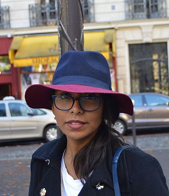 Natalia Anciso - Natalia Anciso in Paris, 2015.