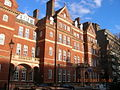 National Hospital for Neurology and Neurosurgery, Queens Square, London WC1 - geograph.org.uk - 398731.jpg