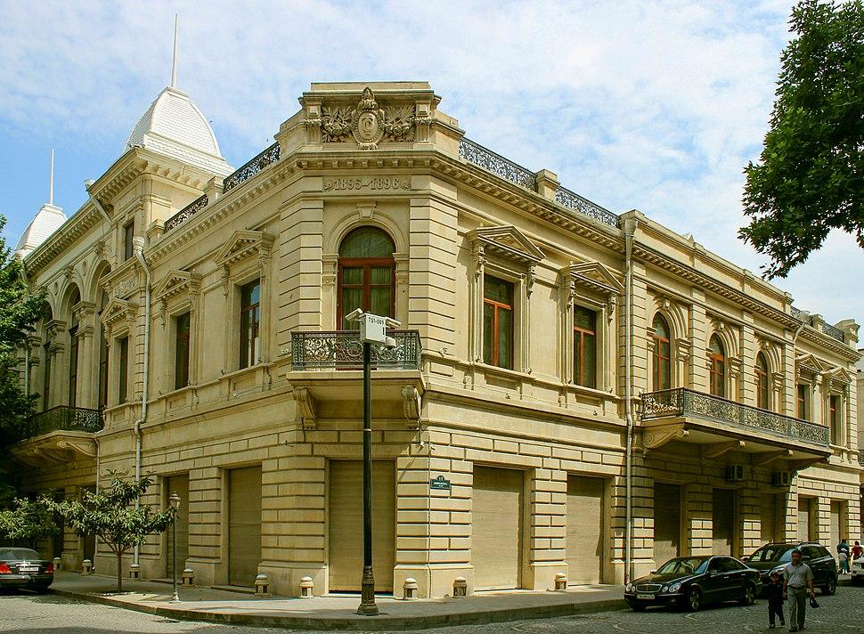 National Museum of History of Azerbaijan 10