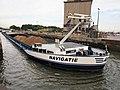 Navigatie (ship, 2011) ENI 02333760 Royerssluis, Port of Antpwerp photo 1.JPG