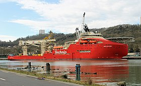 illustration de Technip