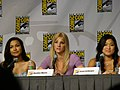 Naya Rivera, Heather Morris & Jenna Ushkowitz (4853152650).jpg