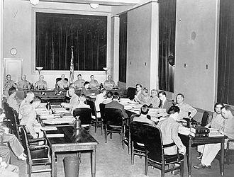 Operation Pastorius - Image: Nazi saboteur trial