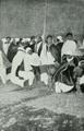 Nell'Impero di Menelik (1911) Lig Yasu assiso per la prima volta sul trono dei Re d'Etiopia.png