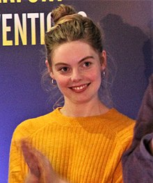 Nell Hudson in 2018 - StarFury Outlander Convention.jpg