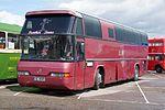 Neoplan coach (MEU 603Y), 2012 North Weald bus rally.jpg