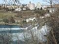 Neuhausen am Rheinfall - Rheinfall - Schloss Laufen 2013-01-31 14-14-42 (P7700).JPG
