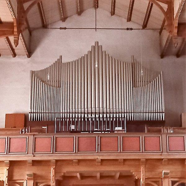 Datei:Neunkirchen (Nahe), St. Martin (Sebald-Orgel, 1936) (1).jpg