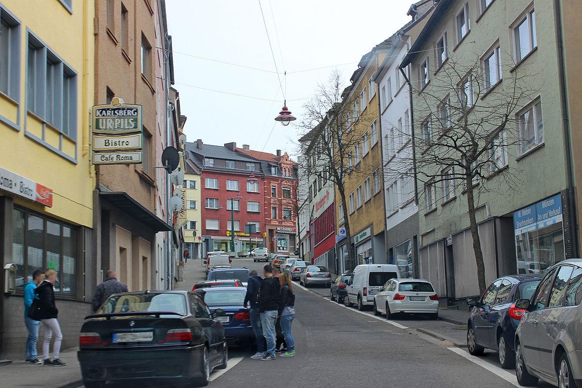 File:Neunkirchen (Saar) Innenstadt Hüttenbergstraße 04.JPG ...